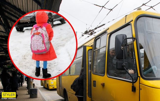 В Херсоне разгорелся скандал: водитель маршрутки выгнал на улицу ребенка с эпилепсией