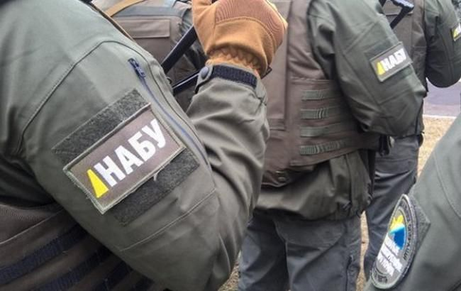 Фото: НАБУ викрило трьох людей на вимаганні