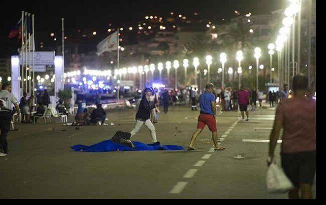 Фото: теракт в Ніцці (Франція)