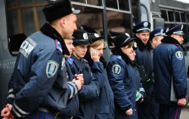 В Киеве порядок в день выборов будут обеспечивать 5,5 тыс. милиционеров
