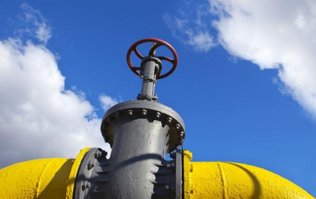 Украина всамом начале февраля импортировала 0,8 млрд куб. мгаза