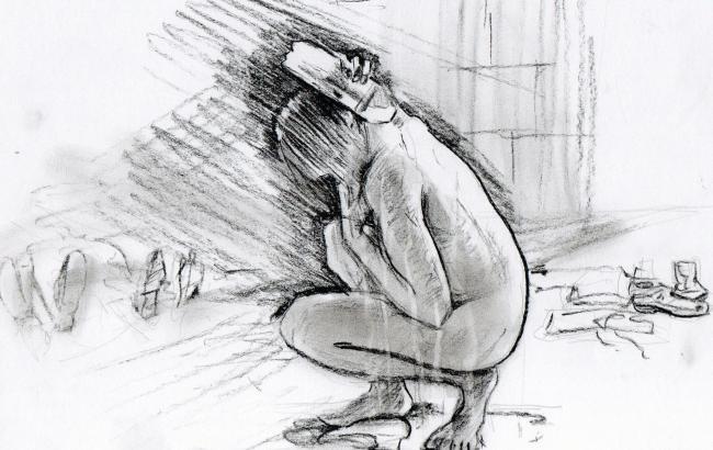 Фото: иллюстрация к комиксу о плену в ДНР