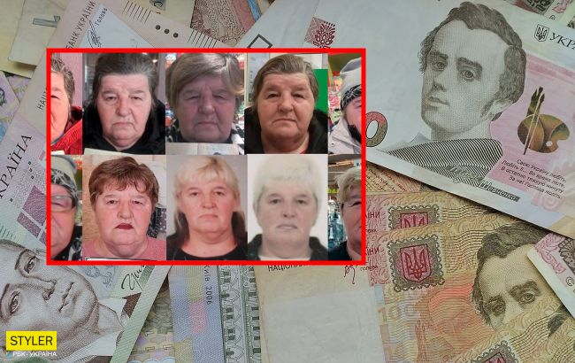 Хитрая пенсионерка из-под Днепра меняла внешность ради кредита: детали необычной аферы