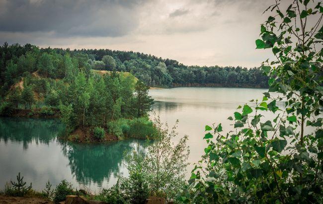 Цінні озера та незвичайні об'єкти: в Україні створять унікальний парк