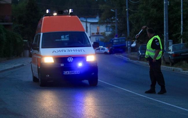 У Болгарії перекинувся автобус з туристами, загинули 15 осіб