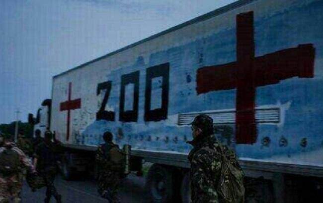 Разведка заявляет о вывозе 6 тел российских военных из Донбасса в РФ
