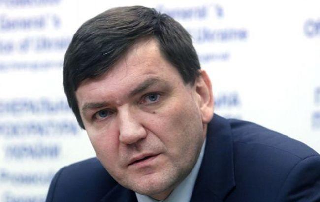 Фото: Сергей Горбатюк допускает возможность допроса подозреваемых из СИЗО