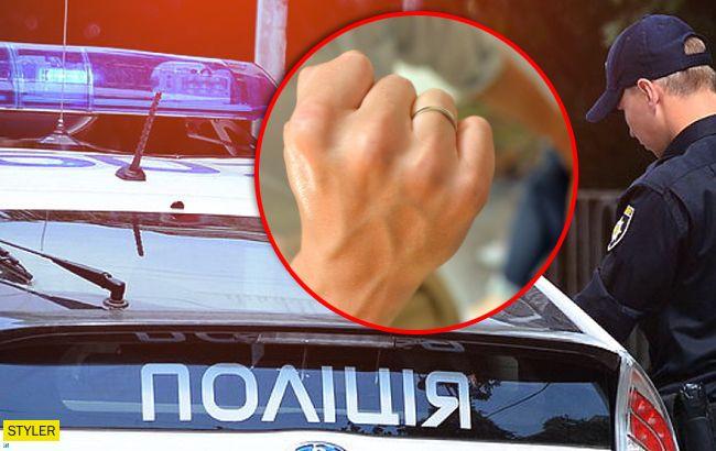 Зовсім знахабніли: під Києвом п'яний росіянин побив поліцейського