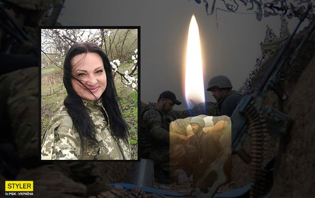 Так і не змогла побачити дочку: історія загиблої на Донбасі кулеметниці зворушила до сліз