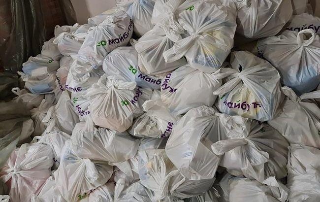 Партию Палицы обвинили в подкупе избирателей в Броварах