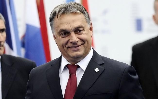 Фото: премьер-министрВенгрии Виктор Орбан