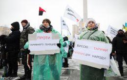 Марш ФОПів у Києві: де обмежено рух транспорту