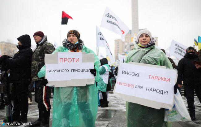 Марш ФОПов в Киеве: где ограничено движение транспорта