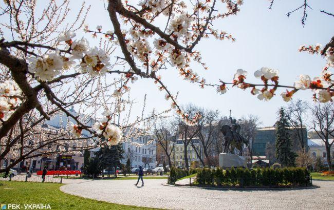 Якою буде погода у квітні 2021 року: прогноз від Укргідрометцентру