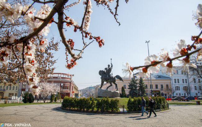 Синоптики прогнозируют позднюю весну в Украине