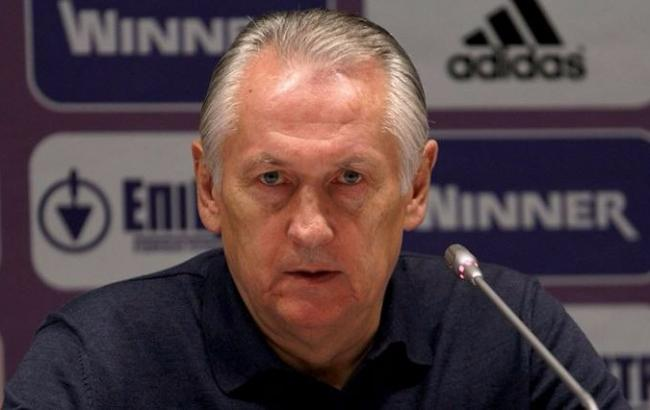 Михаил Фоменко: «Со временем будет много молодых игроков»