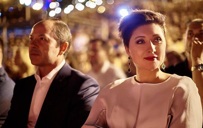 Сергей Тигипко разводится со своей женой Викторией
