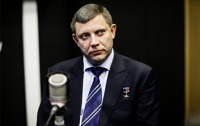 Украина была заинтересована в том, чтобы Захарченко был жив, - АП