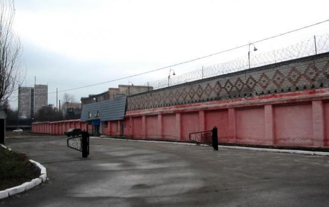 У колонії в Кіровоградській області бунтують ув