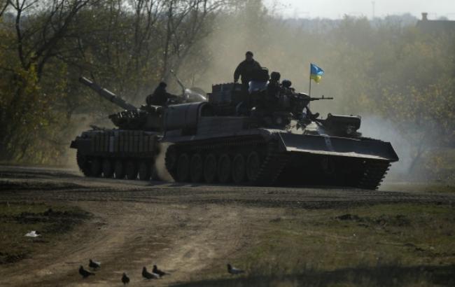 Ночь в Донецке прошла напряженно, - мэрия
