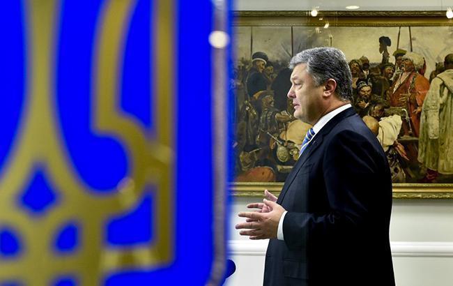 Порошенко просить Раду розглянути закон про е-декларування громадських організацій, - нардеп