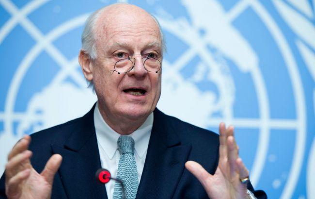 Новый, четвертый посчёту, раунд межсирийских переговоров открывается вЖеневе