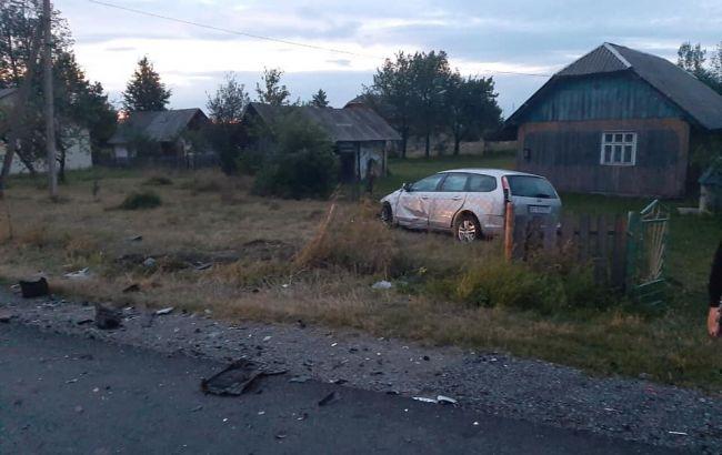 В Івано-Франківській області в ДТП загинули двоє дітей