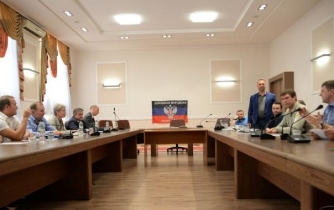 ДНР направить на переговори тристоронньої групи в Мінськ Дениса Пушилина