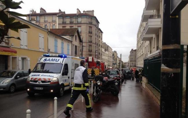 Под Парижем произошел взрыв нафабрике ароматизированной бумаги