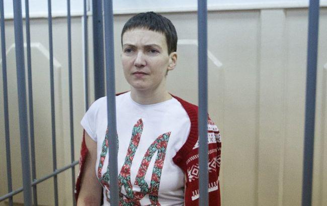 Адвокат Савченко направил в ООН жалобы по ее делу