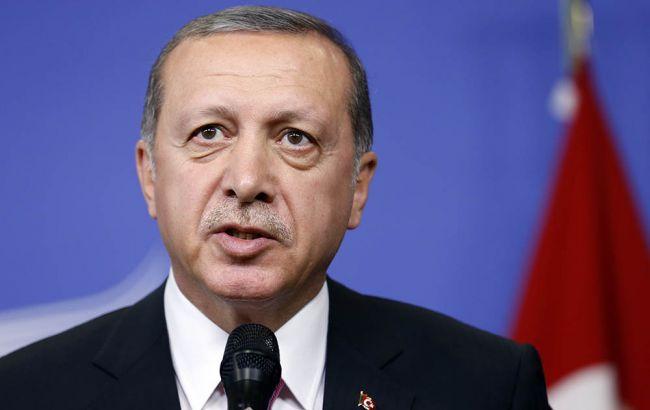 Фото: президент Турции Реджеп Эрдоган