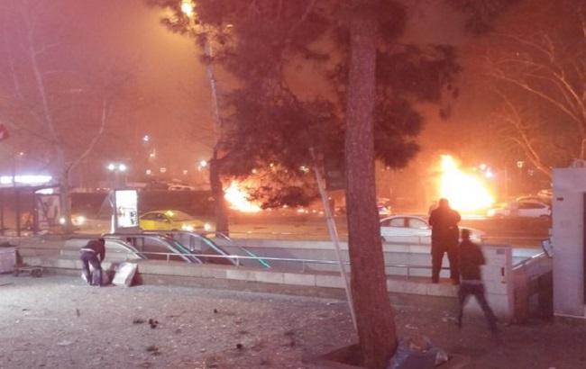 В Анкарі прогримів потужний вибух, є жертви