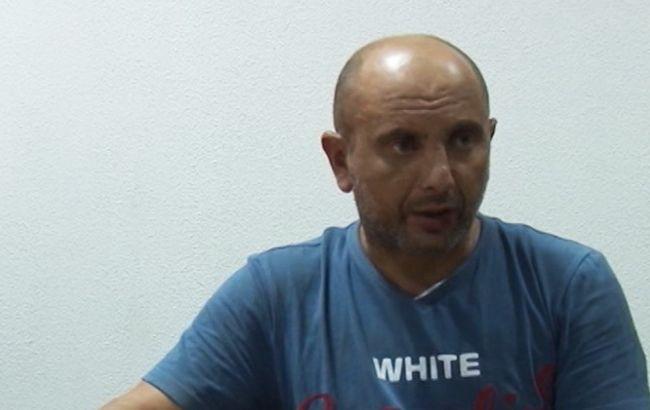 Фото: українця Андрія Захтея заарештували в Криму