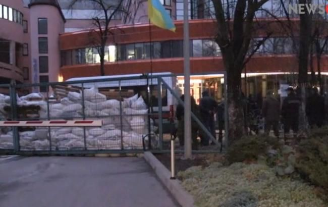 Блокування NewsOne: поліція не зафіксувала порушень правопорядку