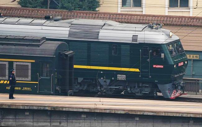 Между Южной Кореей и КНДР запустили первый за десятилетие поезд