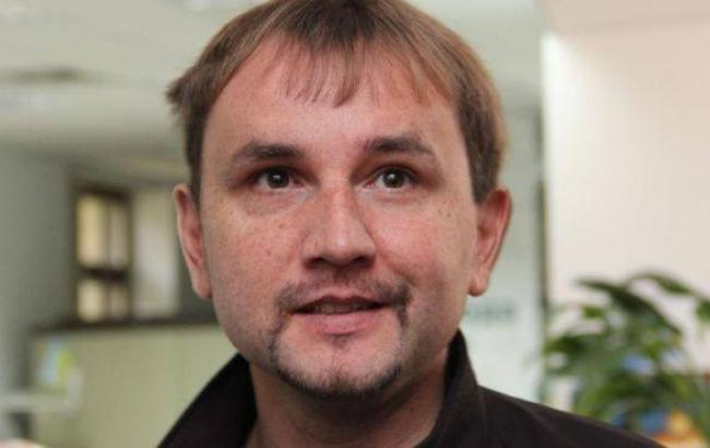 В. В'ятрович