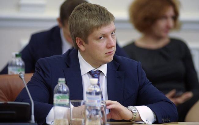 """Коболєв розповів, за яких умов """"Нафтогаз"""" може переглянути транзитний позов до """"Газпрому"""""""