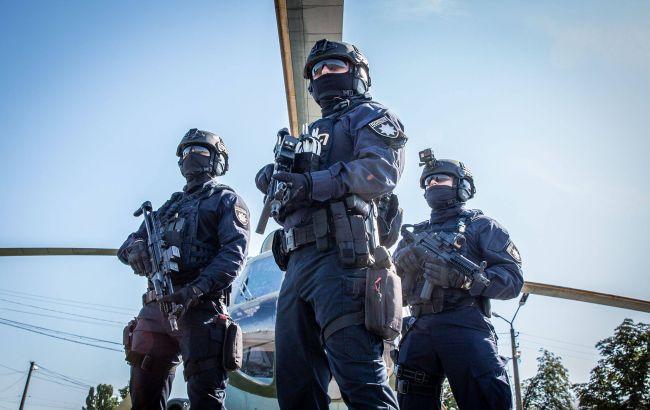 Авіація МВС заступила на чергування напередодні виборів