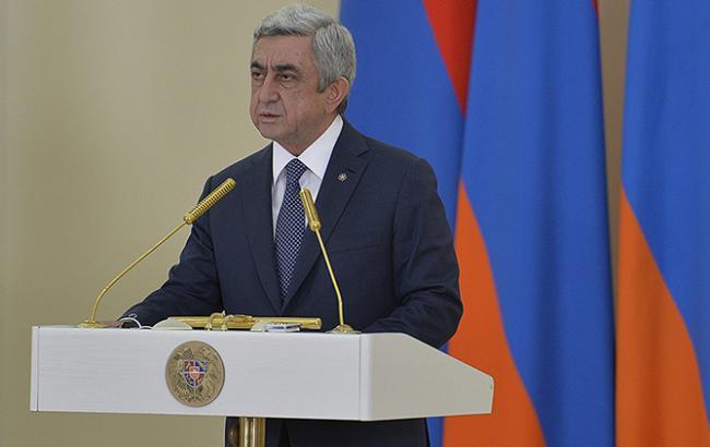 Президент Вірменії скликав нараду Ради нацбезпеки через конфлікт в Нагірному Карабасі
