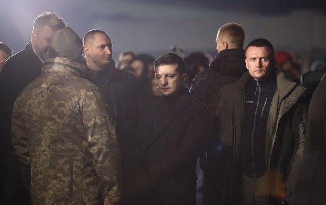 """""""Залишаться за гратами"""": Зеленський відреагував на відмову затриманих повертатись в ОРДЛО"""