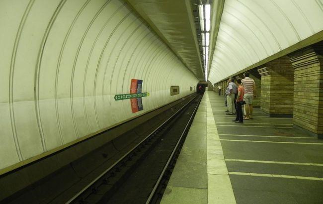 """Фото: метро """"Дружби народів"""""""
