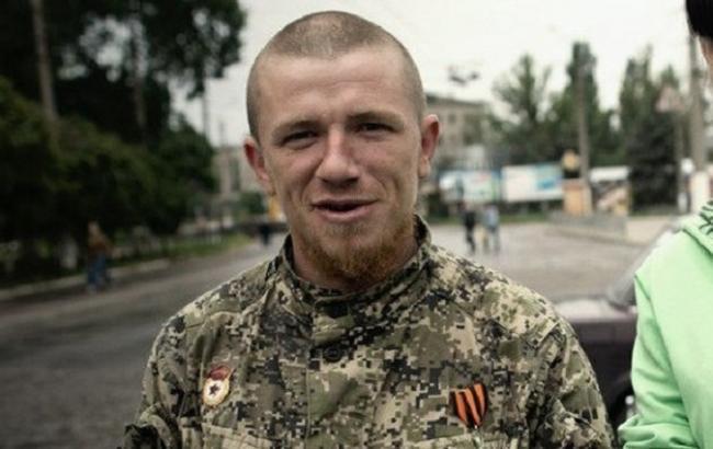 Фото: Бойовик Моторола (news.online.ua)