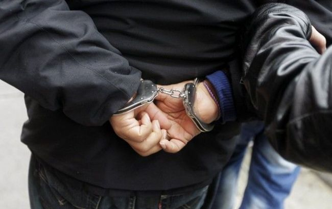 Фото: одеська поліція затримала ватажка ОЗУ