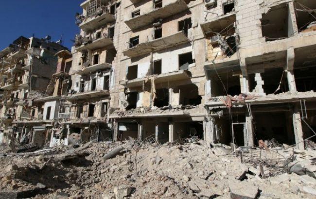 Фото: Алеппо может исчезнуть