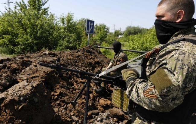 Бойовики накопичують сили для утримання підконтрольної їм території, - РНБО