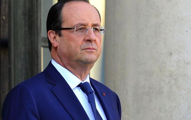 Фото: Франсуа Олланд (son.az)