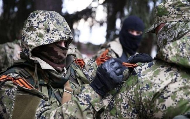 Фото: боевики ДНР