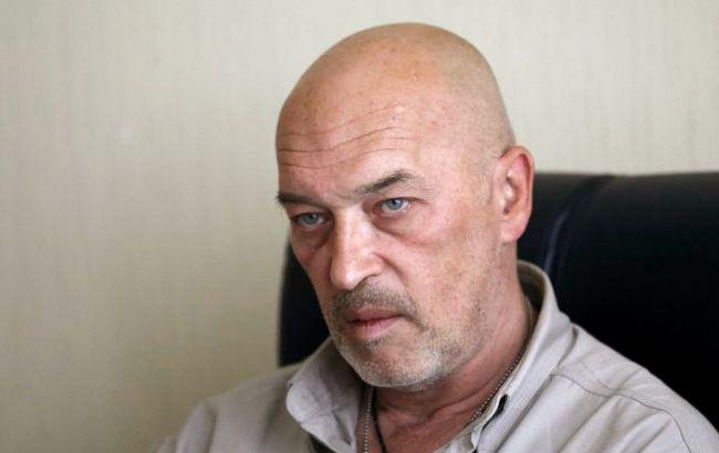 Фото: заступник міністра з питань тимчасово окупованих територій Георгій Тука