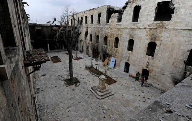Фото: місто Ель-Баб в Сирії