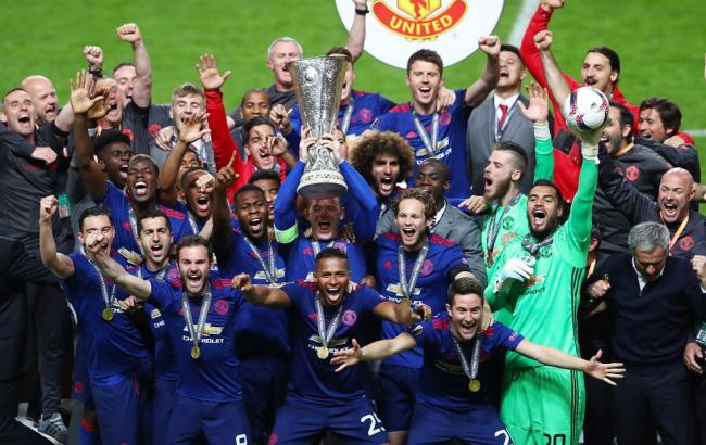Манчестер юнайтед аякс лига европы фото
